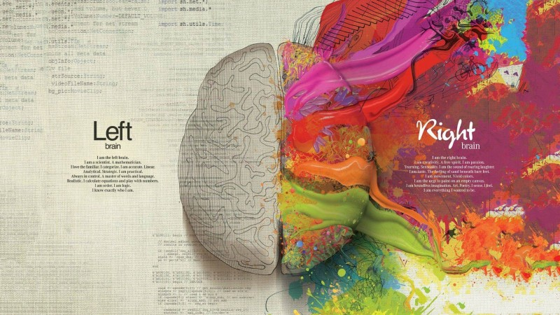Writing with Left Brain & Right Brain