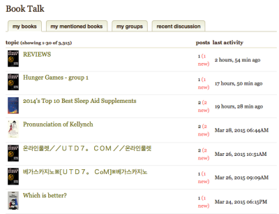 How to get more friends on Goodreads Step 5