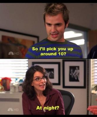 30 Rock Liz Lemon Meme