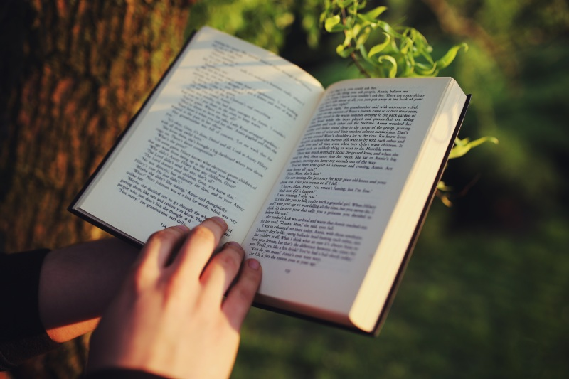 Why We Don't Read Anymore