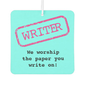 Writer worship is a waste of time and needs to stop