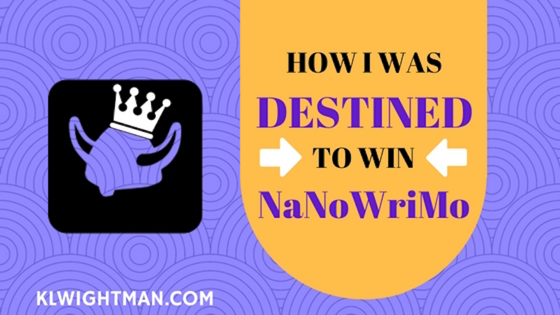 How to win NaNoWriMo? Here's how I tackled National Novel Writing Month