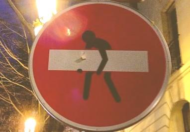 En Dash Sign Funny Joke