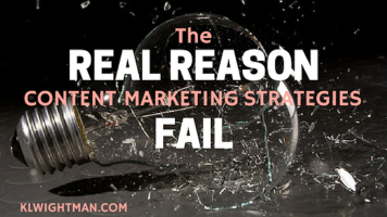 The Real Reason Why Content Marketing Strategies Fail