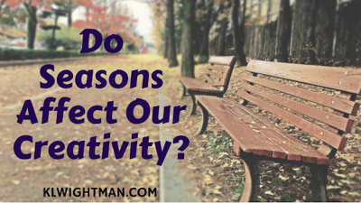 Do Seasons Affect Our Creativity? via KLWightman.com