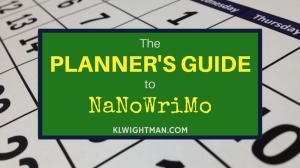 How to Write an Outline via KLWightman.com