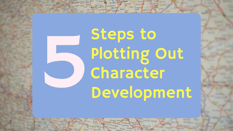 5 Steps to Plotting Out Character Development via KLWightman.com