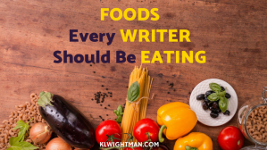 Foods Every Writer Should Be Eating via KLWightman.com